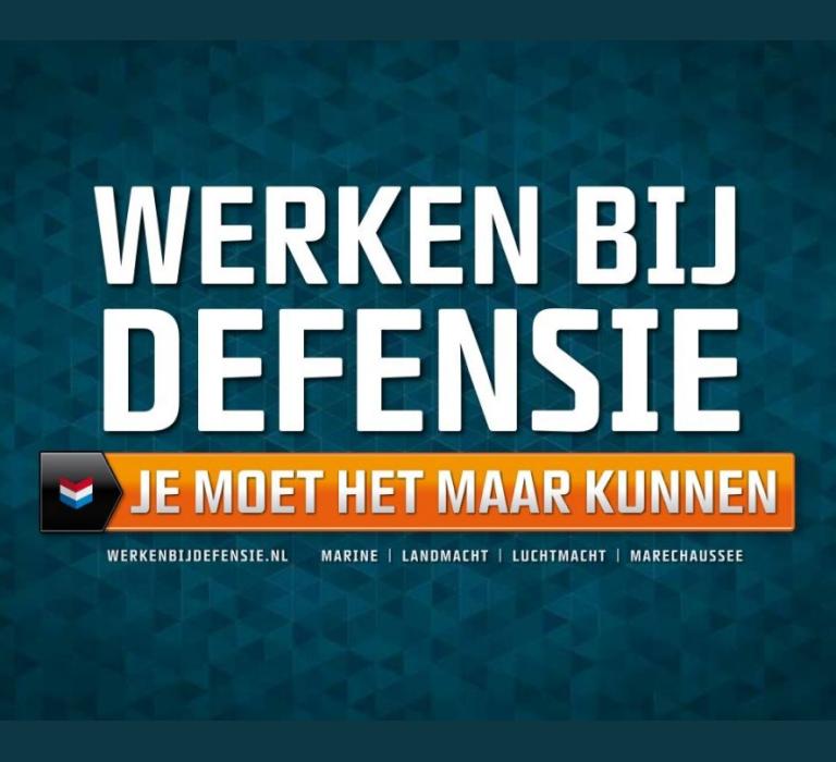 Werken bij Defensie