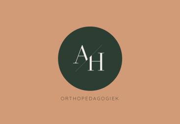 Huisstijl A.H. Orthopedagogiek