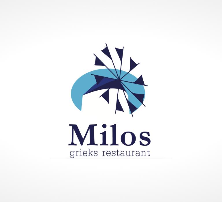Logo Grieks Restaurant Milos